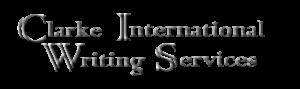 Clarke International Writing Services